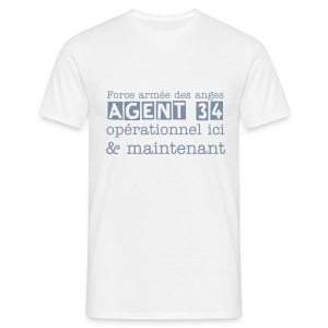 Ange qui apaise - 34 - T-shirt Homme