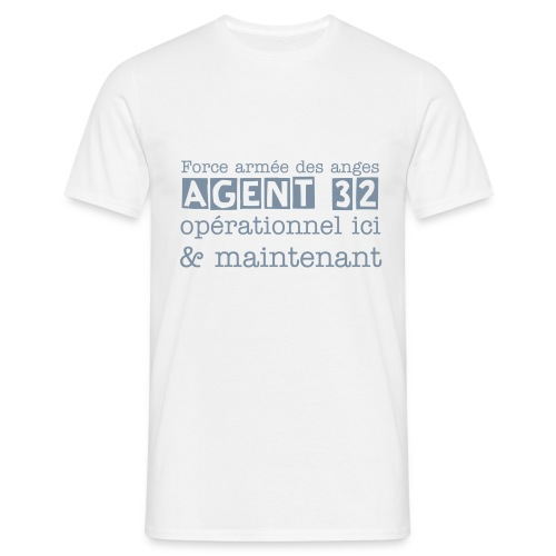 Ange juste - 32 - T-shirt Homme
