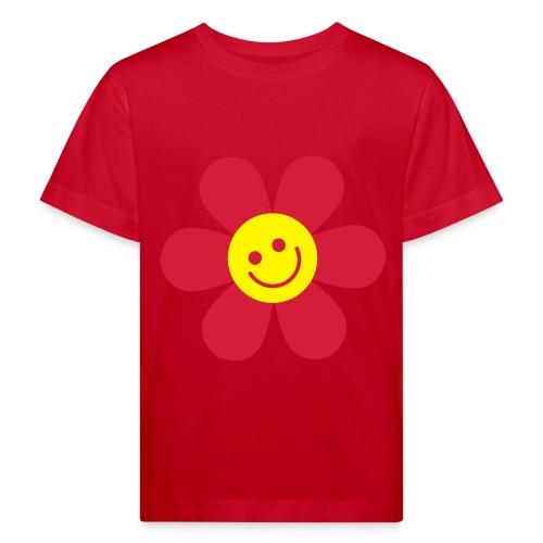 VÅRKOLLEKTION KIDS GIRL - Ekologisk T-shirt barn