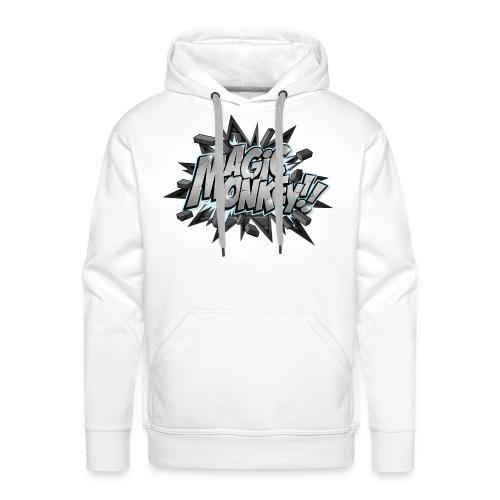 Hoodie sauce Bastardz - Sweat-shirt à capuche Premium pour hommes