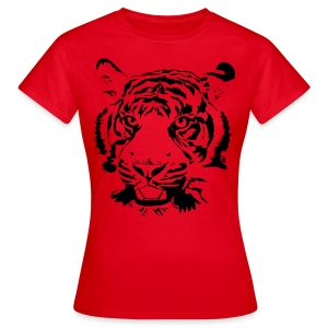 Tiger Girls - Women's T-Shirt