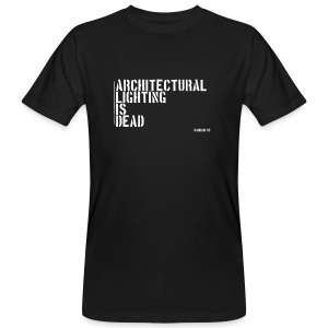 AL is Dead - Mens Organic Black - Men's Organic T-shirt