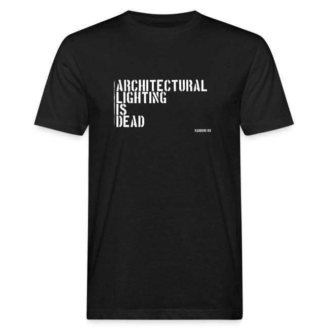 AL is Dead - Mens Organic Black