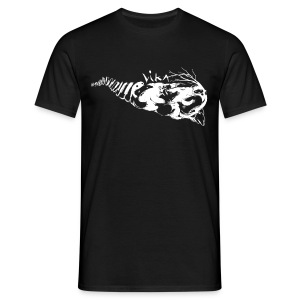 Train Black Men - Men's T-Shirt