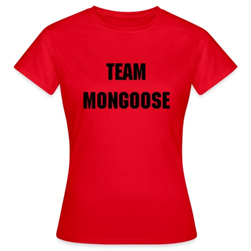 Team_Mongoose_W1 - Women's T-Shirt