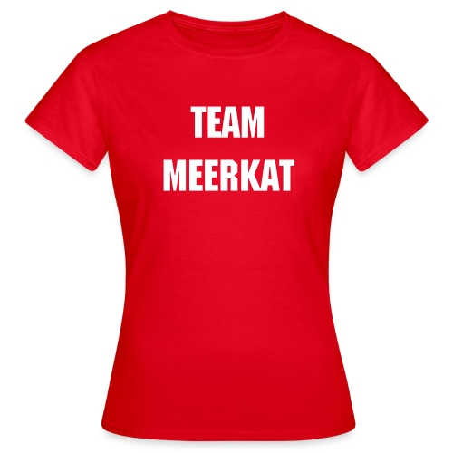 Team_Meerkat_W1 - Women's T-Shirt