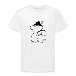 Marmotte - T-shirt Ado