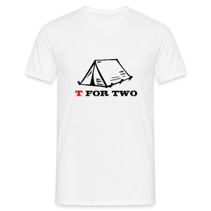 T for Two - Men's T-Shirt
