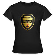 T-Shirts ~ Women's T-Shirt ~ Womens Club Nation Weapon