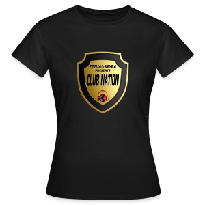 Womens Club Nation Weapon - Women's T-Shirt