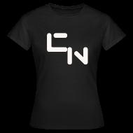 T-Shirts ~ Women's T-Shirt ~ CNR Womens Black