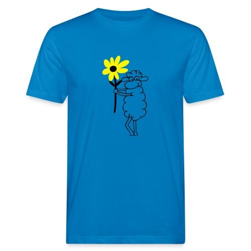 Sheep the world - Männer Bio-T-Shirt