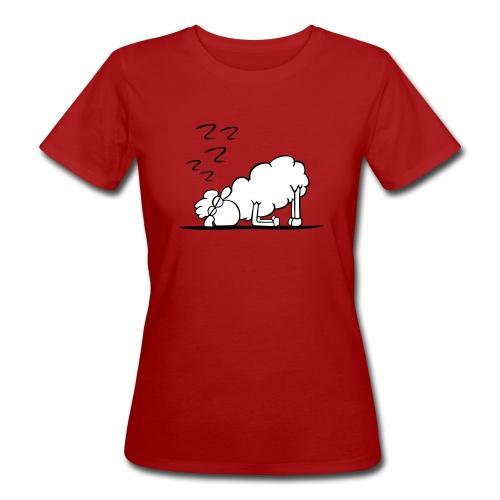 Sheep the world - Frauen Bio-T-Shirt
