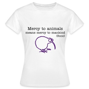 Mercy - Women's T-Shirt