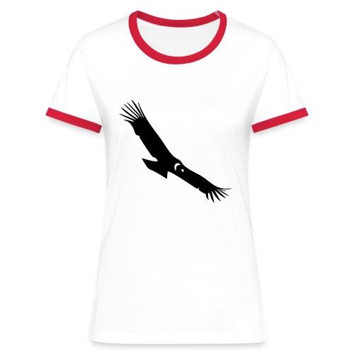T-Shirt Contrast - Women's Ringer T-Shirt