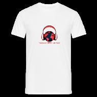 T-Shirts ~ Men's T-Shirt ~ Tezija & Keyra Mens Headphones
