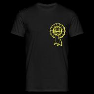 T-Shirts ~ Men's T-Shirt ~ Vote Loony Rosette - Men's