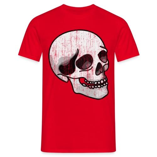 New Skull - Men's T-Shirt