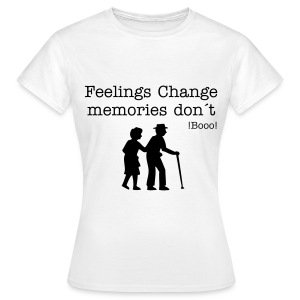 Feelings - Women's T-Shirt
