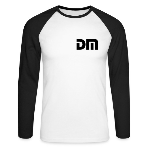 DM is my life - T-shirt baseball manches longues Homme