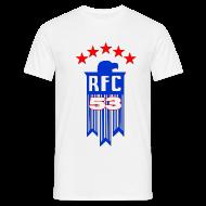 T-Shirts ~ Men's T-Shirt ~ RFC 53 Eagle