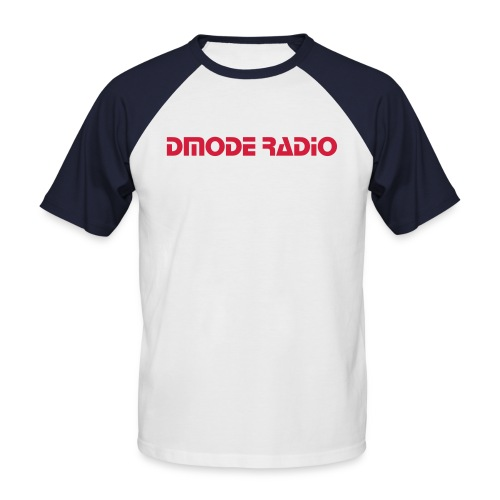 Dmode Radio - best Radio - T-shirt baseball manches courtes Homme