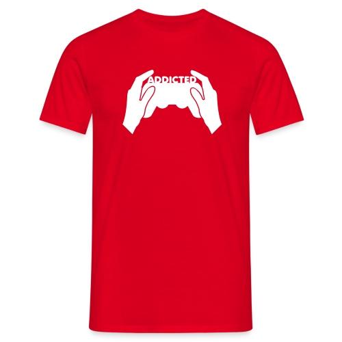 T-shirt herr - Snygg uppkäftig och helt klart rätt...... RESPEKT !