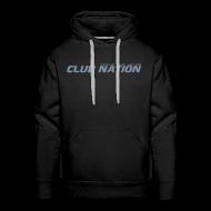 Hoodies & Sweatshirts ~ Men's Premium Hoodie ~ CNR Hoodie Black