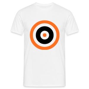 Tannadice Target - Men's T-Shirt