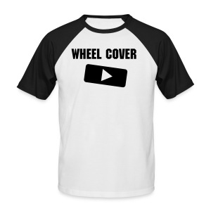 wheel cover  - T-shirt baseball manches courtes Homme