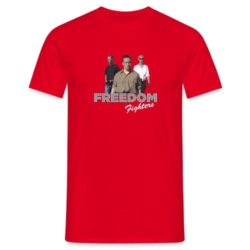 Triple Whammy - Men's T-Shirt
