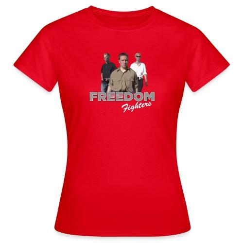 Triple Mammy - Women's T-Shirt