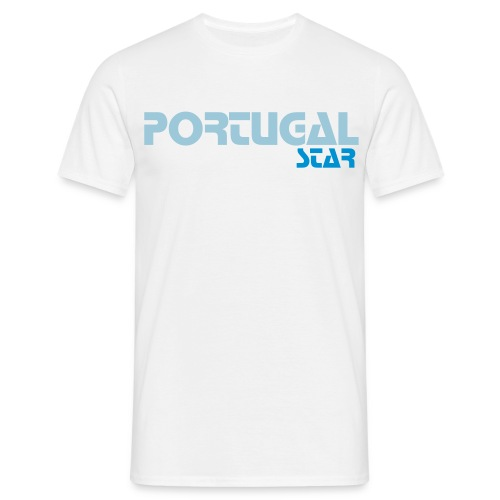 tee-shirt portugal star - T-shirt Homme