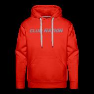 Hoodies & Sweatshirts ~ Men's Premium Hoodie ~ CNR Hoodie Red