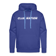 Hoodies & Sweatshirts ~ Men's Premium Hoodie ~ CNR Hoodie Blue