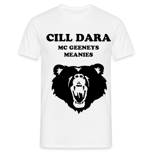 KILDARE (MC GEENEYS MEANIES) MENS T SHIRT - Men's T-Shirt