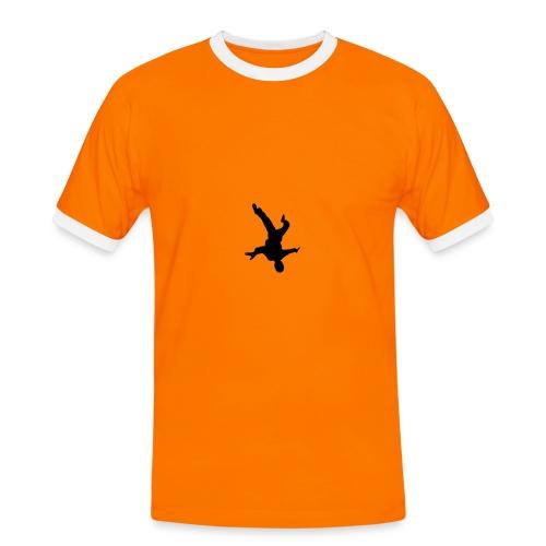 Freeflyer - Männer Kontrast-T-Shirt