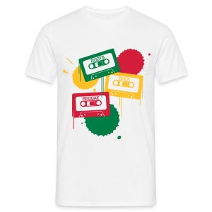 Roots, Rock, Reggae - Männer T-Shirt