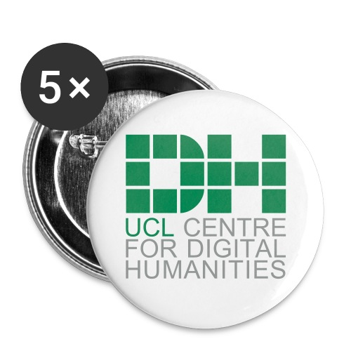 UCL DH Badge - Buttons medium 1.26/32 mm (5-pack)