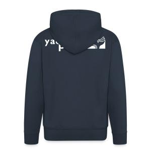 YAQU PACHA Herren Kapuzenjacke - Männer Premium Kapuzenjacke