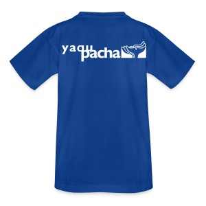 YAQU PACHA Kinder T-Shirt - Teenager T-Shirt