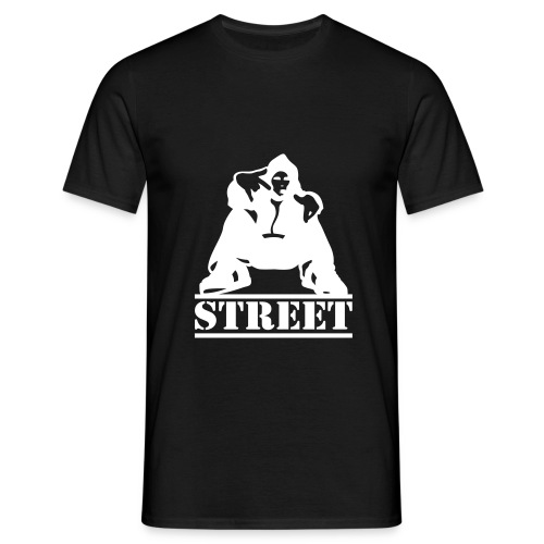 street one - T-shirt Homme