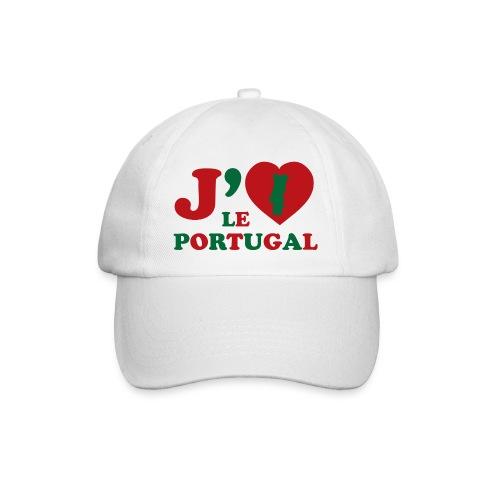 Casquette J'♥ le Portugal - Casquette classique