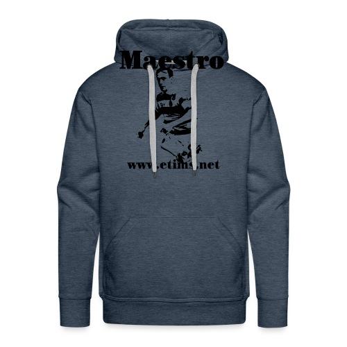 Maestro _ Hoodie - Men's Premium Hoodie