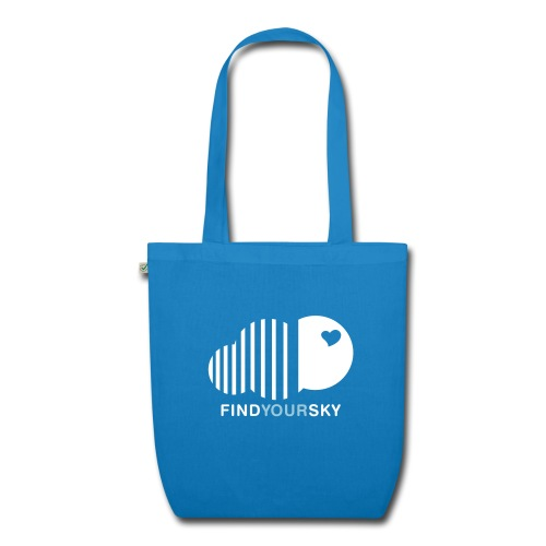 find your sky -bag - EarthPositive Tote Bag