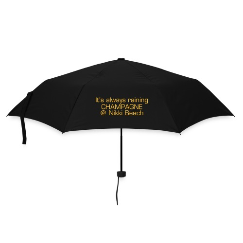 champagne rain - Umbrella (small)