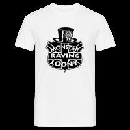 T-Shirts ~ Men's T-Shirt ~ Monster Raving Loony - Men's T-Shirt