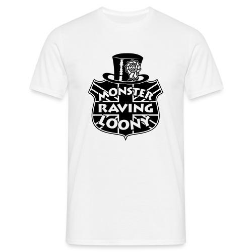 Monster Raving Loony - Men's T-Shirt - Men's T-Shirt