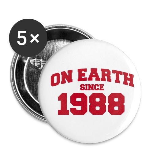1988 - Liten pin 25 mm (5-er pakke)