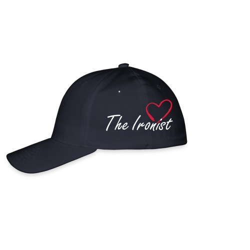 Cappellino The Ironist - Cappello con visiera Flexfit